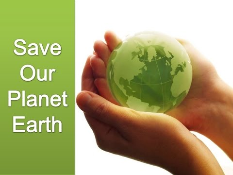 essay on let's save our planet