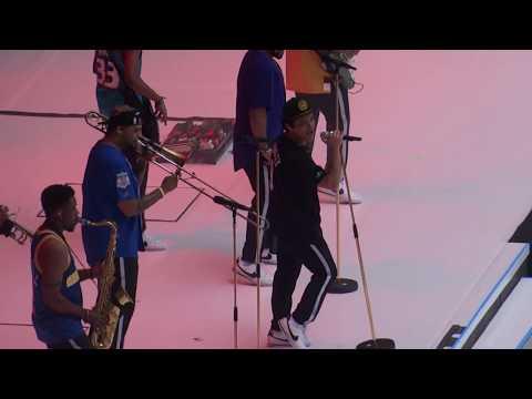 Bruno Mars - Uptown Funk - Summertime Ball 2017