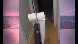 #18 Бластер с туалетной бумагой,самые смешные видео, новые,  подборка приколов Февраль 2018