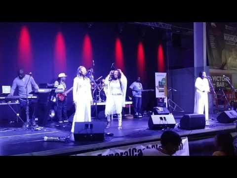 FUNGISAI  makomborero live from Leicester  SAMA  festival  2017