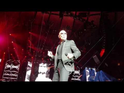 Pitbull ~ Hey Baby Drop It To The Floor ~ Madison Square Garden ~ 1 julio 2017