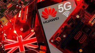 Auch Großbritannien sagt Huawei den Kampf an