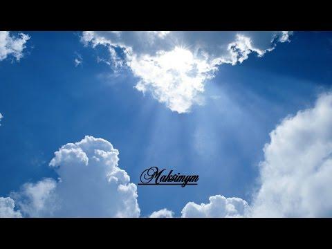 Натяжной потолок Небо с облаками - Maksimym