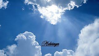 """Натяжной потолок """"Небо с облаками"""" - Maksimym"""