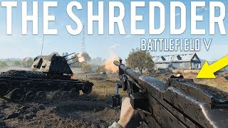 Battlefield 5 NEW MMG Shreds!