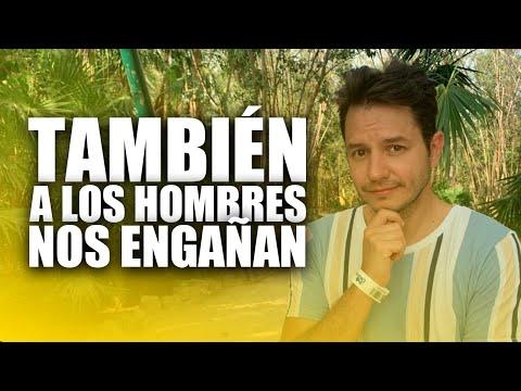 TAMBIÉN A LOS HOMBRES NOS ENGAÑAN