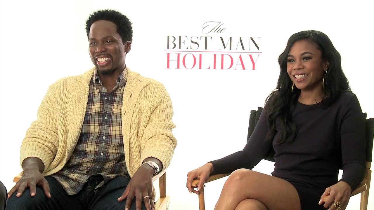 The Best Man Holiday Cast Interviews Youtube