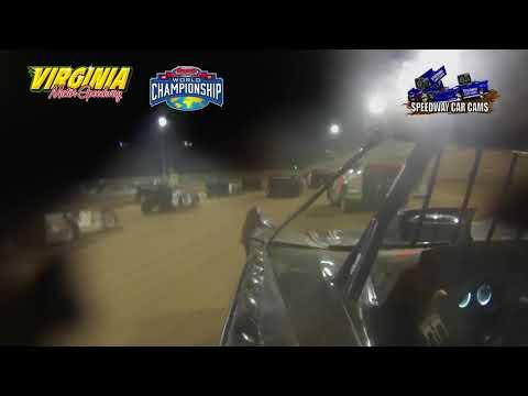 #89 Justin Williams - Crate Late Model - 9-16-17 Virginia Motor Speedway - In Car Camera