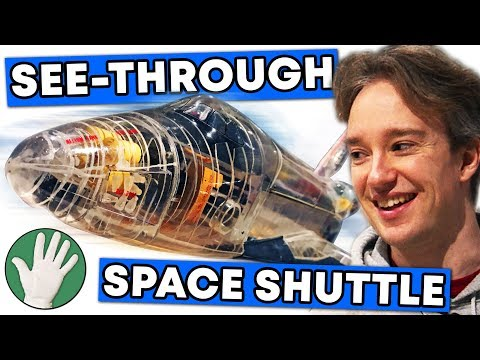 See-Through Space Shuttle (with Tom Scott) - Objectivity #197