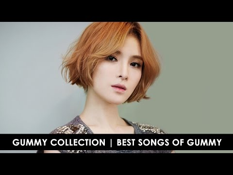 Gummy Collection | Best Songs Of Gummy (거미)