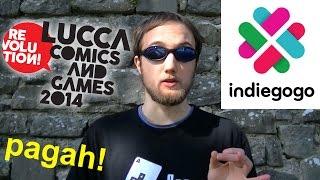 Zeb89 @ Lucca Comics & Games 2014