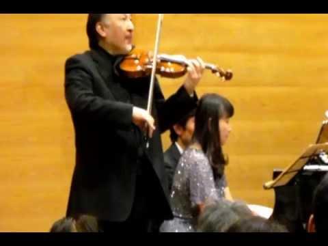 Salut d'amour / Elgar 愛の挨拶 エルガー Violin 篠崎史紀