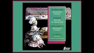 Dittersdorf: Harpsichord Concerto in A major (1779) - Janos Sebestyen