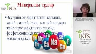 Онлайн урок по биологии - 4.03.2016 НИШ ФМН АСТАНА  Дырынбаева Б.К