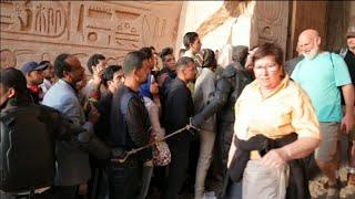 Égypte, CLOTÛRE DU FESTIVAL D'ASSOUAN