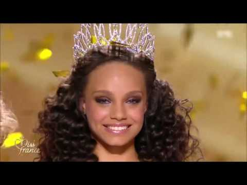 Miss France 2017 - Crowning Moment