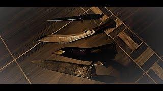О ножах в магии (18+). Уроки колдовства #68