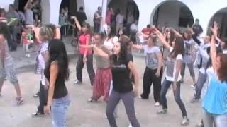 FLASHMOB KBMdance en Villanueva del Pardillo