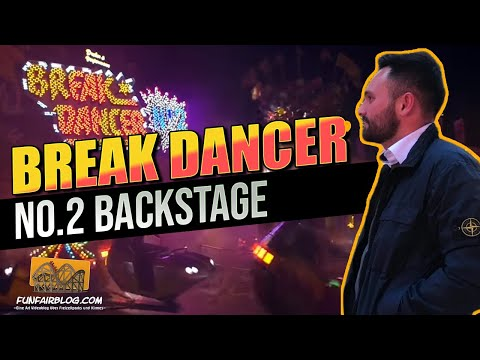 Break Dancer No.2 Dreher & Vespermann Interview | Funfair Blog #87 [HD]
