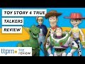 Toy Story 4 True Talkers from Mattel
