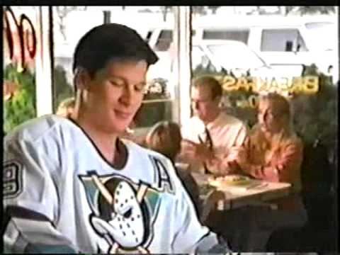 Paul Kariya NHL Commercial