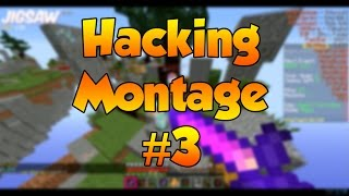 Speedhack and LongJump on Hypixel | Hacking montage #3
