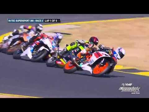 Yamaha Motor Finance Australian Superbike Championship - Round 6, Sydney Motorsport Park