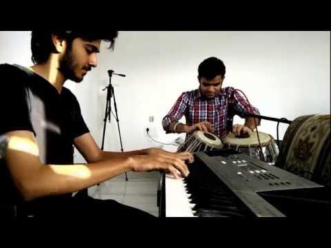 Mere Rashke Qamar (Instrumental) Piano-Tabla Cover