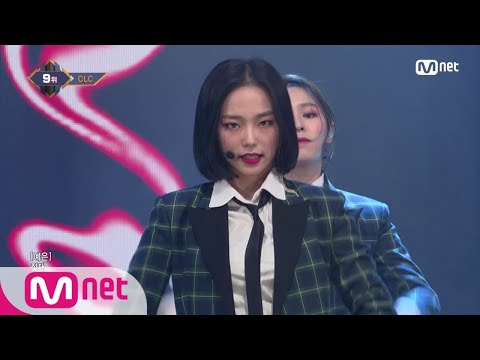 [CLC - BLACK DRESS] KPOP TV Show | M COUNTDOWN 180315 EP.562