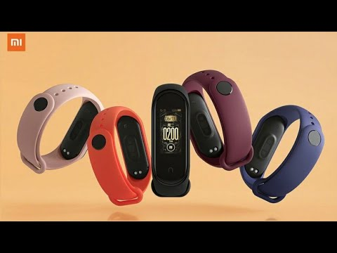 Mi Band 4 Official Specifications & Features | Mi Band 4 Colour Display, NFC, Price Trailer Video