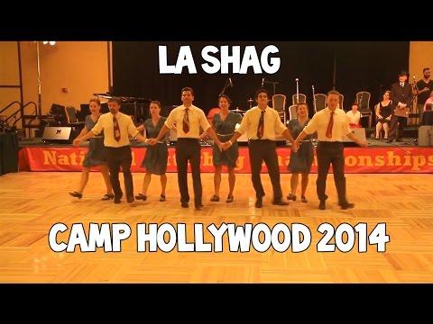 Camp Hollywood 2014 LA Shag