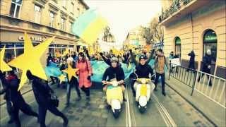 #Євромайдан ( Океан Ельзи - СТІНА )