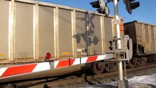 Doppler Effect+Passing train=LOL!!