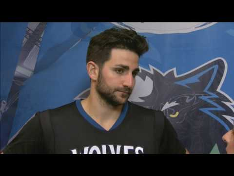 Rubio says Timberwolves played 'with an edge'