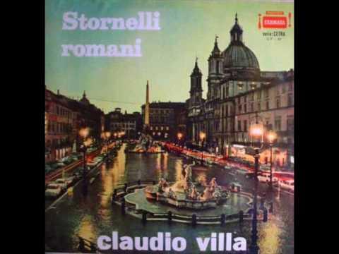 Stornelli Maliziosi Di Claudio Villa