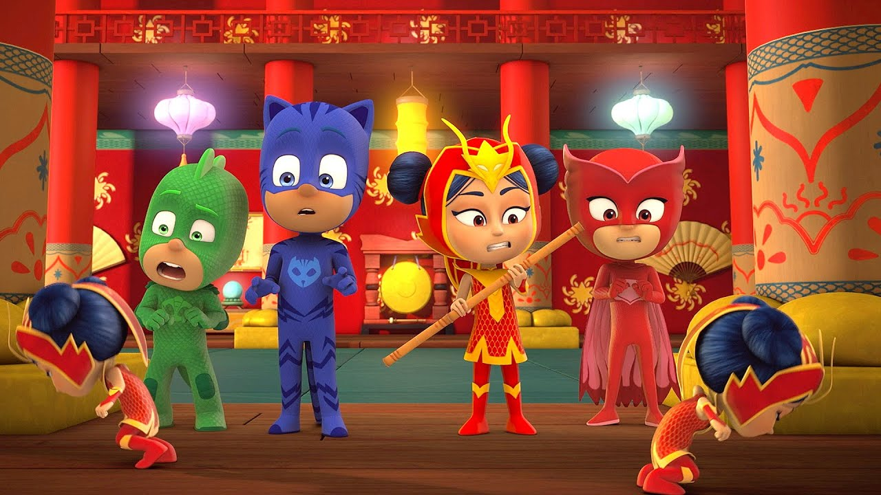 Download Who is the Real An Yu? 🐲🌋 PJ Masks Mystery Special    PJ Masks Official