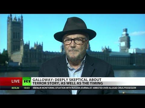 "Galloway On 2015 Iran Terror Plot: ""I Hate Fake News About Terrorism"""