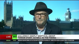 "Galloway on 2015 Iran terror plot: ""I hate fake news about terrorism"""