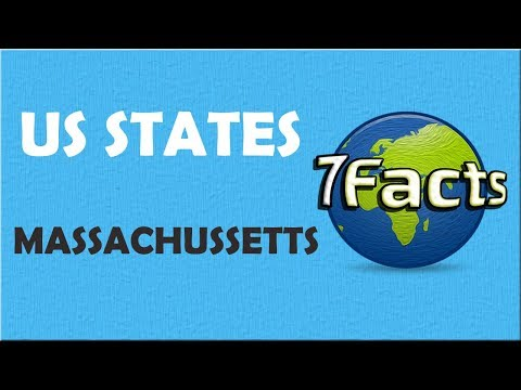 7 Facts about Massachusetts