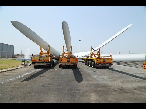 LM Wind Power inaugurates Vadodara, India factory