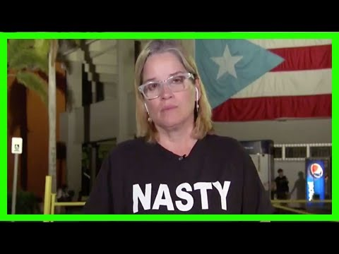 Breaking News | San juan mayor fires back with fashion after trump called her a 'nasty mayor', says
