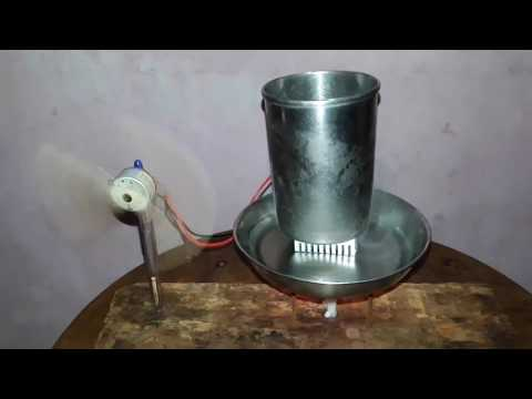 Generate Electricity with Peltier Module. Method 99% of people don't know [Thermoelectric Generator]