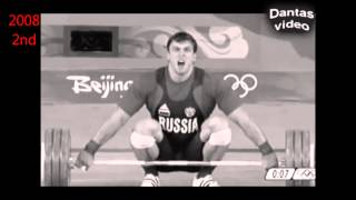 Dmitry Klokov- His Legacy