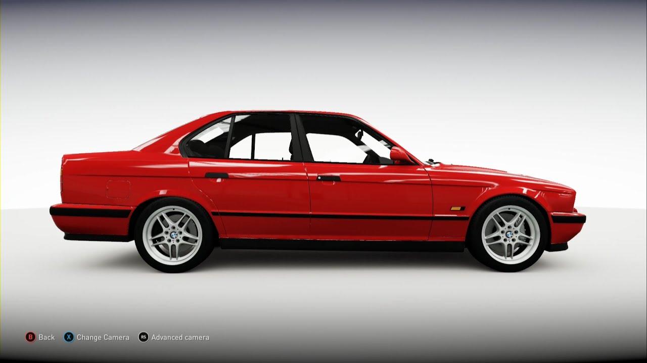 Forza Horizon 2 - 1995 BMW M5 - YouTube