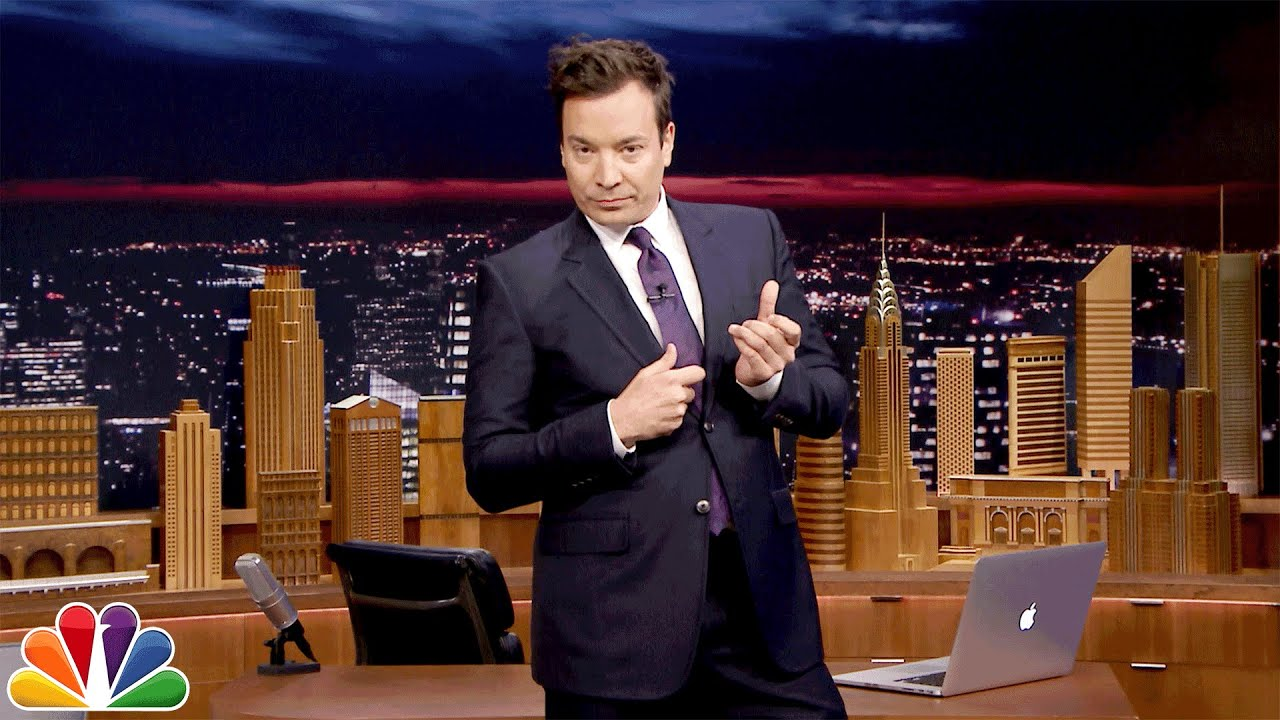 Jimmy Fallon Pays Tribute to Prince - YouTube