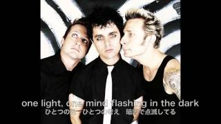 GREEN DAY Minority 歌詞&和訳付き.
