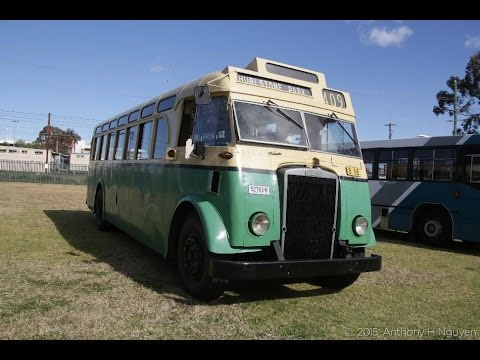 Sydney Bus Museum [Leichhardt] Leyland OPS2/1 / Commonwealth Engineering, 52783-H (2599) [Preserved]
