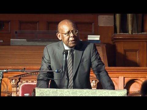 """Dr. James Cone Preaching"": ""Ordination Services for Chris Hedges"""