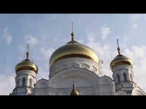 Белогорский монастырь Пермский край Обзор монастыря BY VIKTOR BELTIUKOV