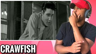 FIRST TIME HEARING ELVIS PRESLEY - CRAWFISH REACTION